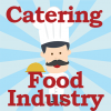 Catering & Food Industry Yard Sign Design Templates