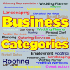 Business Banners Categories