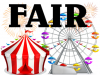 County and State Fair Banner Design Templates