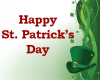 St. Patrick's Day Banners Design Templates