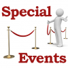 Special Events Banners Categories