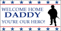 Military-07 Welcome Home Custom Template