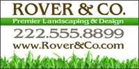 Landscaping 05 Banner Template