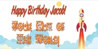 Birthday Banner Layout 2