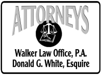 Financial 03-Attorneys Yard Sign Template