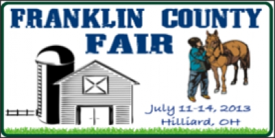 County/State Fair Custom Banner Layout 3
