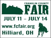 County/State Fair 02- Yard Sign Template