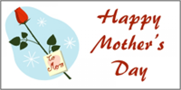 Mother's Day 01 Banner Layout