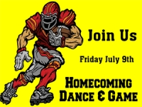 Football 04- Homecoming Dance & Game