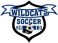 Soccer 01- Wildcats Yard Sign
