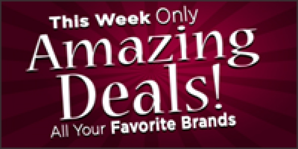 Business Promotion 02- Amazing Deals Banner Template