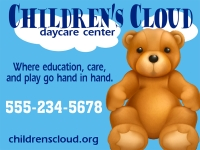 Daycare-08  Children's Cloud