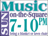 Music/Entertainment 04- On-the-Square Yard Sign Template