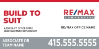 REMAX® Signs | Commercial 48