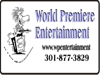 Music/Entertainment 02- World Premiere Yard Sign Template