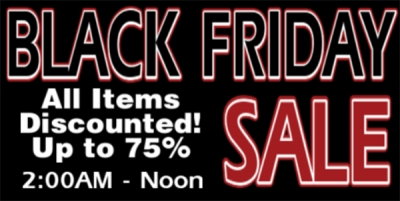 Thanksgiving 06 Black Friday Sale