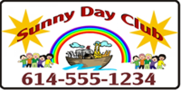 Daycare 05 Day Club Banner