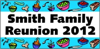 Reunion 01- Family Banner Template