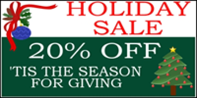 Christmas-04 Sale Banner Template