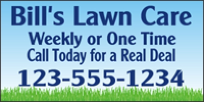 Landscaping 03 Banner Template