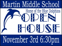 Other Events 04- School Open House Yard Sign Template