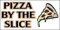 Catering/Food 10 Pizza Banner Template