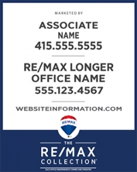 REMAX® Collection Office Prominent Panel w/Longer Office Name