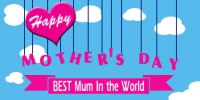 Mother's Day 05 Banner Layout