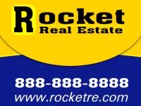 Rocket Real Estate Custom Design Template