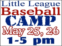 Baseball 04- Little League Yard Sign