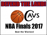 Basketball 06 - Defend the Land Cavs