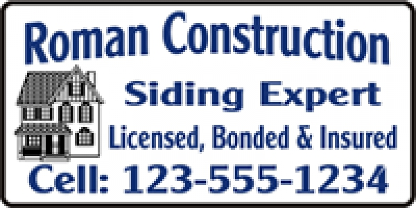 Tradesman 03- Construction Service Banner Template