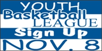 Basketball-04 League Sign-Up Banner Template