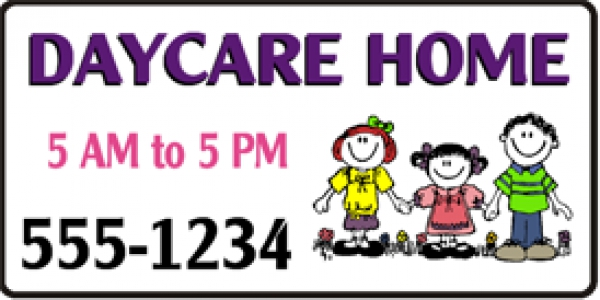 Daycare 08 Banner Template