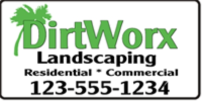 Landscaping 07 Banner Template