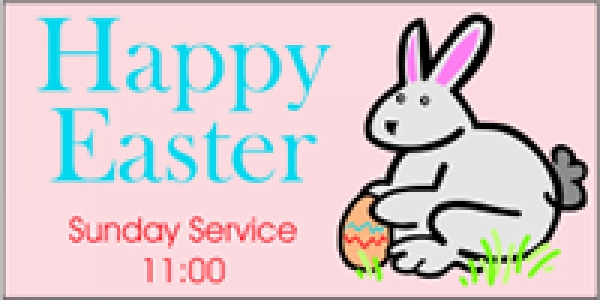 Easter-01 Banner Design Template