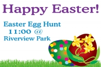 Easter 3 Yard Sign Template